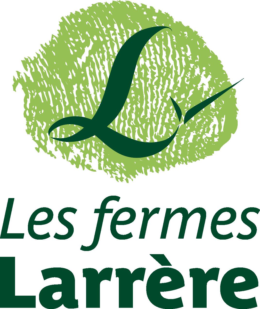 Logo Les Fermes Larrère