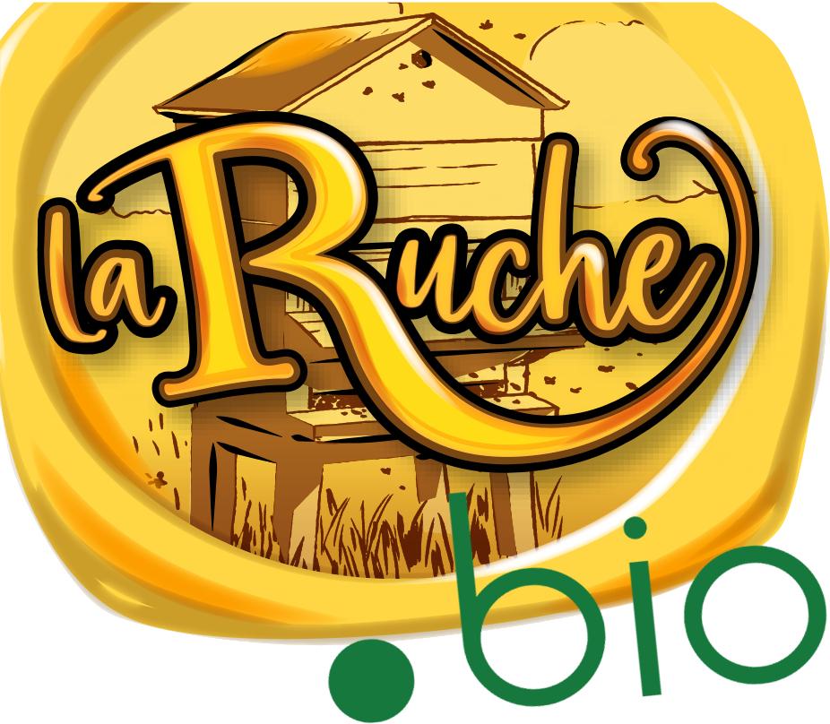 Logo LaRuche.bio