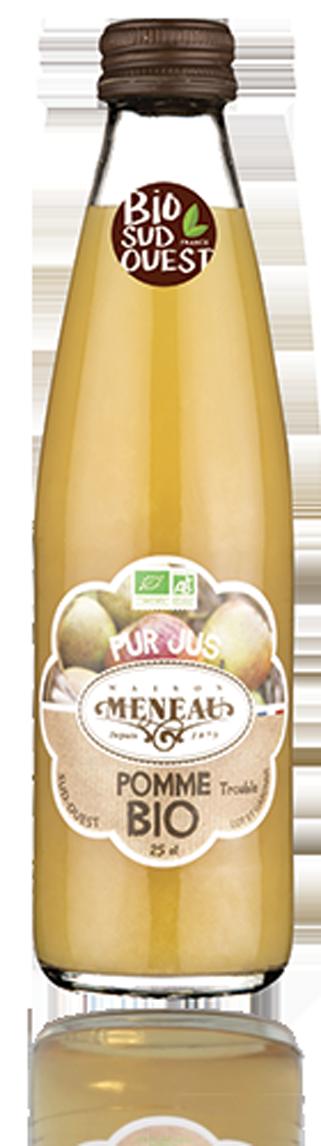 Jus de pomme Meneau