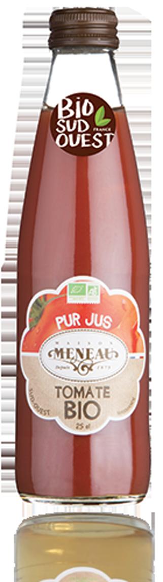 Jus de tomate Meneau
